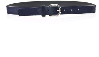 Isabel Marant Sukie calf hair belt