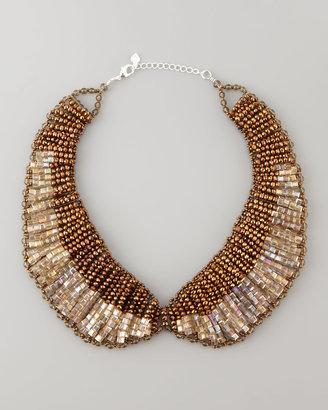 Nakamol Beaded Collar Necklace (Stylist Pick!)