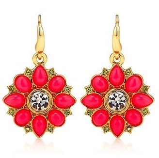 Juicy Couture Small Cabachon Earrings