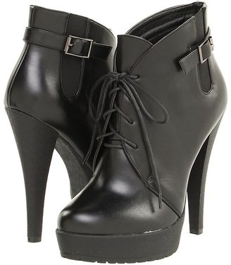 Charles by Charles David Adiras (Black PU) - Footwear