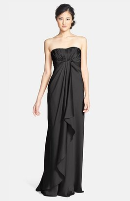 Monique Lhuillier ML Bridesmaids Strapless Gown (Nordstrom Exclusive)
