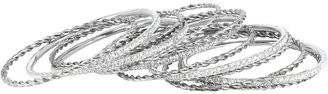 Gabriella Rocha Chantelle Bangle Bracelet