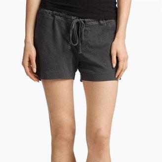 James Perse Knit Jersey Pajama Short