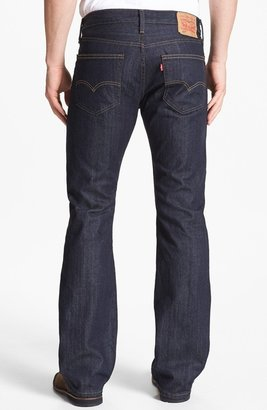 Levi's '527TM' Bootcut Jeans (Tumbled Rigid) (Save Now through 12/9)