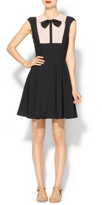 Ted Baker Nitcha Bow Collar Dress