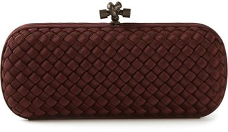 Bottega Veneta box clutch