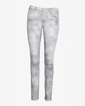 IRO Upney Grey Print Skinny