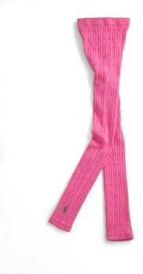 Ralph Lauren Toddler's & Girl's Seamless Cable-Knit Leggings