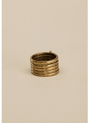 Lucky Brand Stacked Ringlets