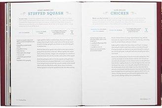 Crate & Barrel Cooking Slow Cookbook