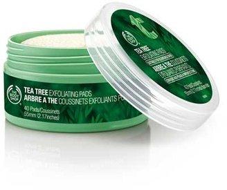 The Body Shop Tea Tree Exfoliating Pads