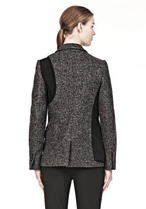 Alexander Wang Tailored Blazer With External Lining Details