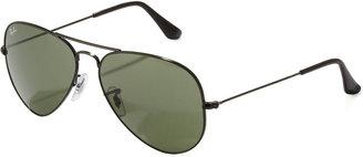 Ray-Ban Classic Aviator Sunglasses, Black