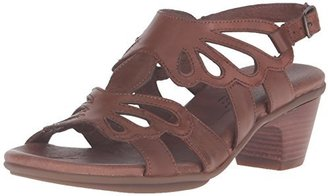 Rose Petals Women's Rouge Dress Sandal