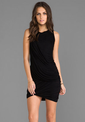 Heather Twisted Mini Dress