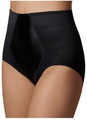 Flexees Easy-up Easy-down Firm Control Brief Plus Size Shapewear