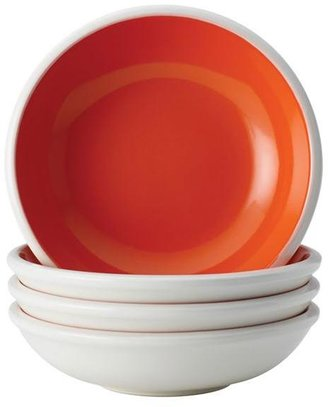 Rachael Ray 4-pc. Rise Fruit Bowl Set, Orange