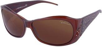 Roberto Cavalli Iole - Zebra Sunglasses