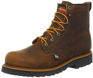 Thorogood Men's American Heritage 6-Inch Plain Toe Work Boot