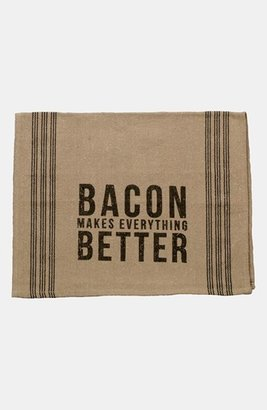 Primitives by Kathy 'Bacon Makes Everything Better' Tea Towel