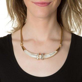 Rachel Zoe Safari Horn Collar