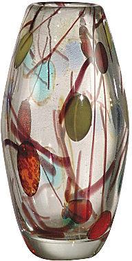 Dale Tiffany Lesley Art Glass Vase