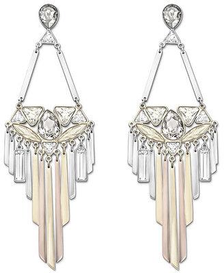 Swarovski Airy Pierced Earrings