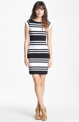 French Connection 'Jag' Stripe Dress