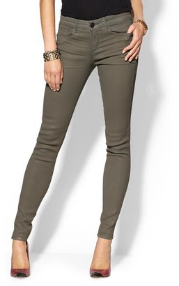 Habitual Eve Hi-Rise Wax Coated Skinny