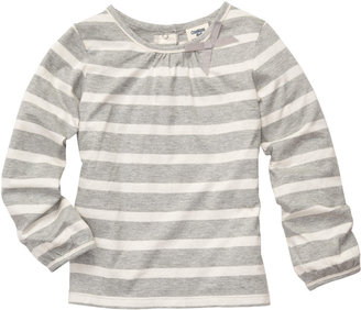 Osh Kosh Long-Sleeve Striped Top