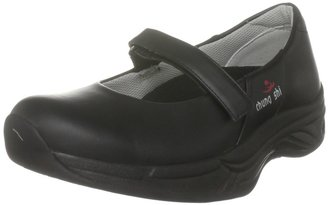Chung Shi Women's Bella Comfort Step Black Mary Jane 9100 865 4 UK