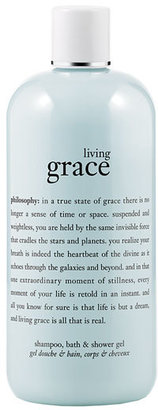 Philosophy 'Living Grace' Shampoo, Bath & Shower Gel $25 thestylecure.com