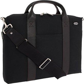 Jack Spade Waxwear Davis Briefcase