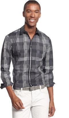 INC International Concepts Long Sleeve Harley Shirt