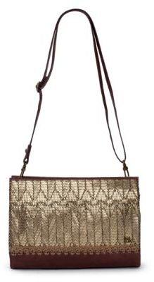 The Sak Iris Demi Clutch Bag