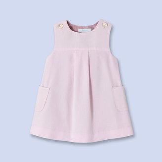 Jacadi Pink velvet dress