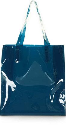 Topshop Clear shopper bag