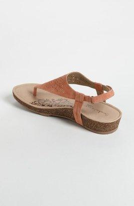 Aetrex 'Cindi' Sandal (Online Only)