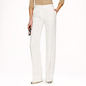 J.Crew Collection tuxedo pant in Italian linen