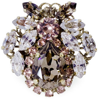 Anton Heunis Blush Orchid Ring
