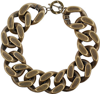 Topshop Extra Chunky Chain Necklace