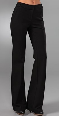 Diane von Furstenberg Biby Bis High Waisted Pants