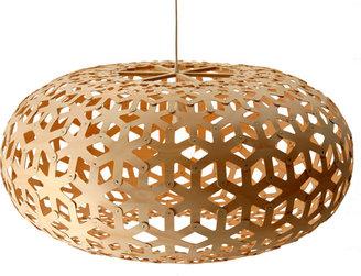 David Trubridge Design Snowflake Pendant -Open Box