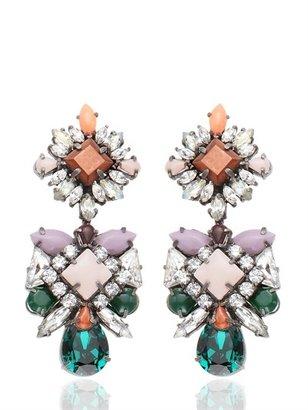 Shourouk Blondie Folk Earrings