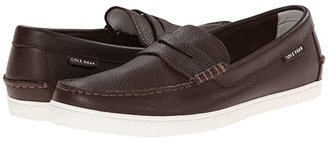 Cole Haan Pinch Weekender (Peacoat Leather/White) Men's Slip on Shoes