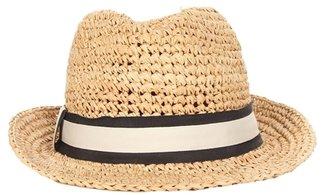 Hat Attack Chunky Crochet Fedora