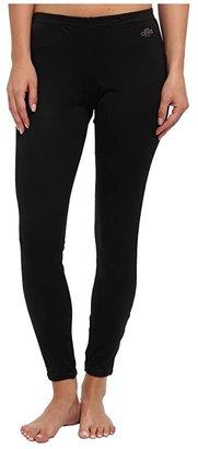 Hot Chillys Low Rise Bottoms Peachskins (Black) Women's Underwear