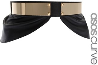 Asos Side Plate Waist Belt