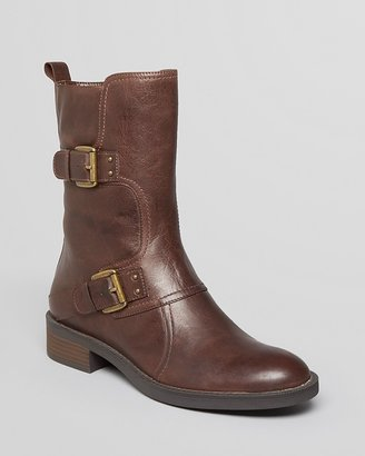 Enzo Angiolini Monk Strap Boots - Sinley