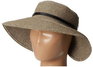 San Diego Hat Company UBV032 Mixed Ultrabraid Large Brim Visor
